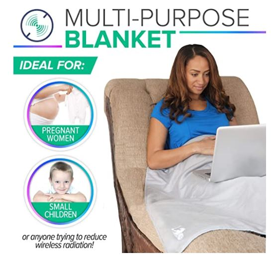 Most effective multi purpose emf reducing blanket