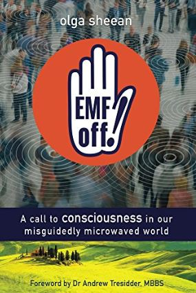 EMF off by Olga Sheean