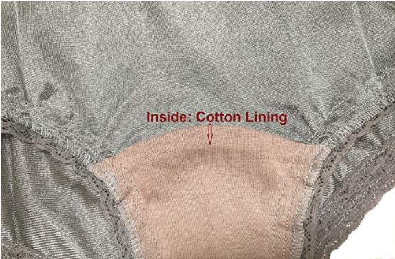 silver lined emf protective underwear
