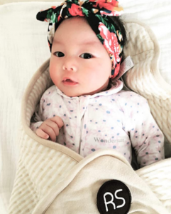 Radia Smart Baby Blanket