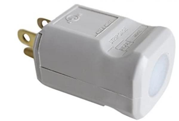 radiation neutralizing house plug